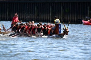 Thames Dragon Boat Club