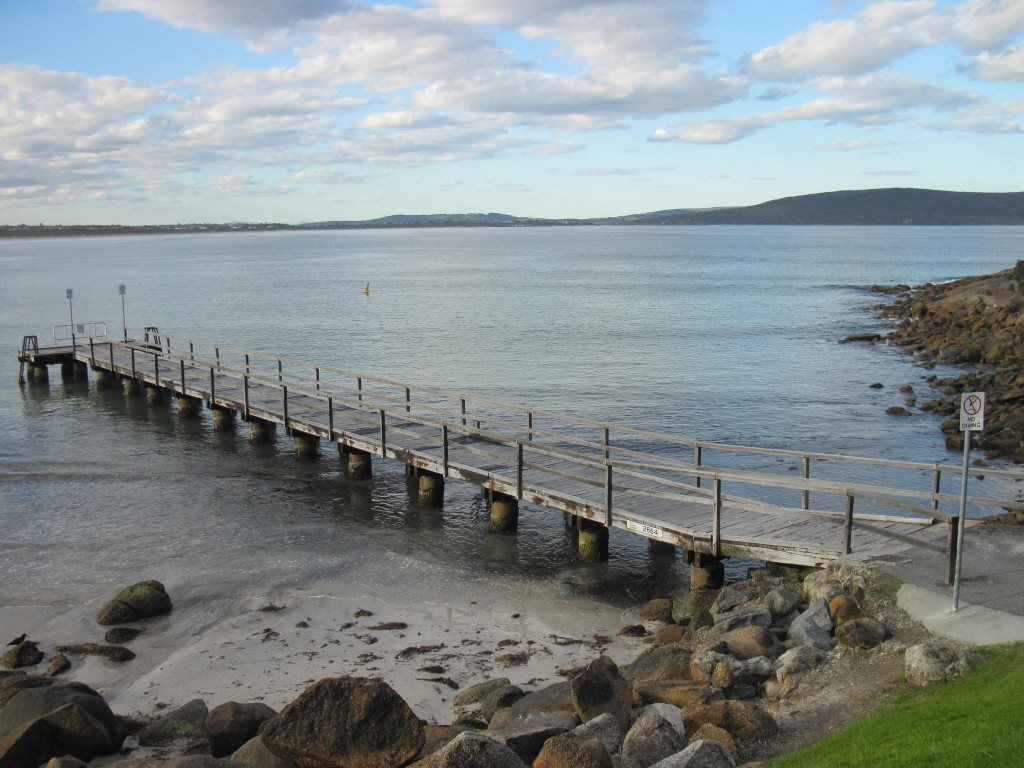 Middleton Beach jetty, Albany