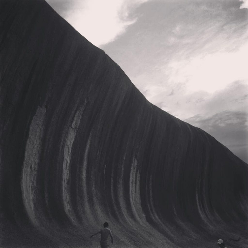 Wave Rock, Hyden, WA