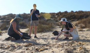 West Pilbara Turtle Program volunteers
