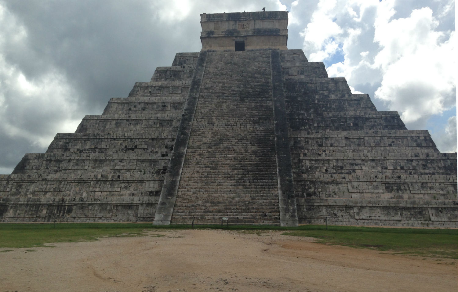 Chichen Itzá, Temple of Kukulkan
